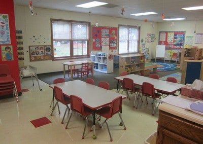 Red Classroom